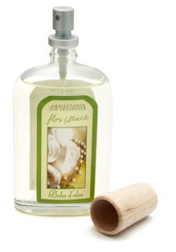 Ambientador Spray Flor Blanca