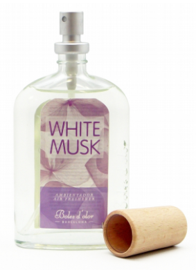Ambientador Spray White Musk