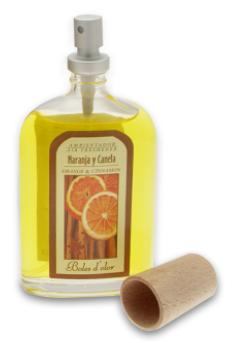 Ambeintador Spray Naranja y Canela