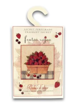 Sachet Frutos Rojos