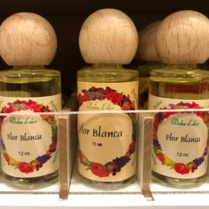 Aceite Perfume Flor Blanca