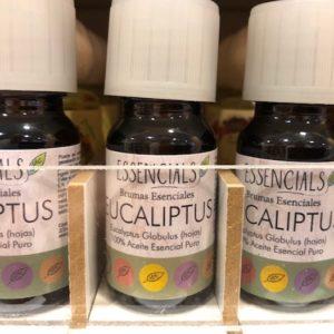 Aceite de Perfume Eucaliptus